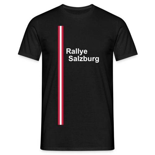 Rallye Salzburg Edition - Männer T-Shirt