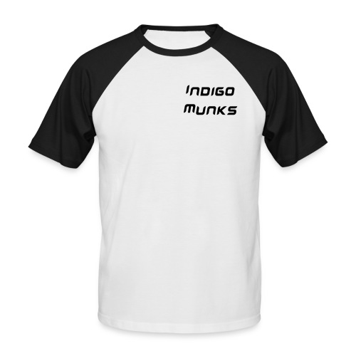short sleeve - Men's Baseball T-Shirt