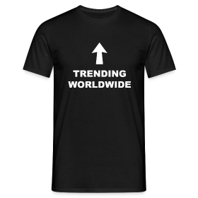 Trending Worldwide T-Shirt ~ 4