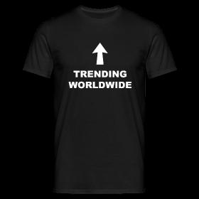 Trending Worldwide T-Shirt ~ 4