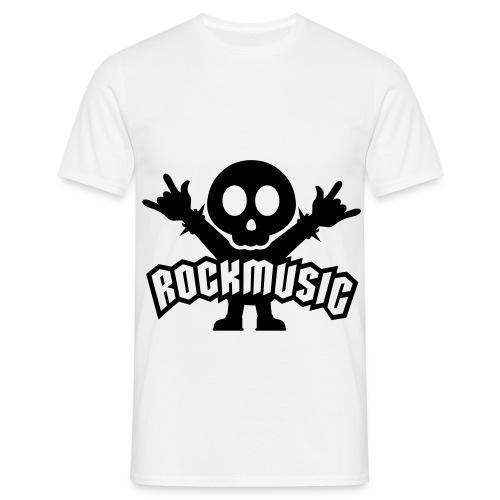 Rock - Mannen T-shirt