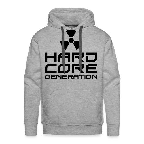 HardCore - Mannen Premium hoodie