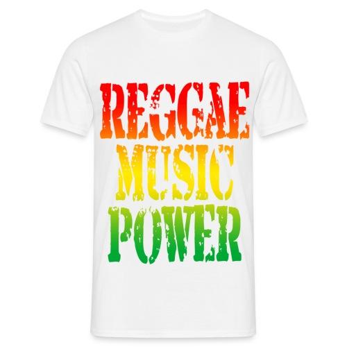 Reggae - Mannen T-shirt