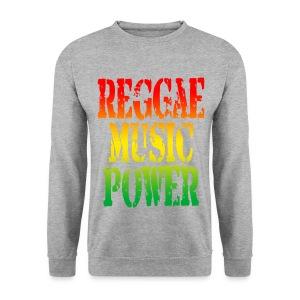 Reggae - Mannen sweater