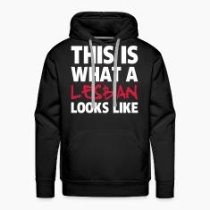 This Is What a Lesbian Looks Like Hoodies & Sweatshirts