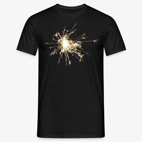 Bright Spark (Male) - Men's T-Shirt