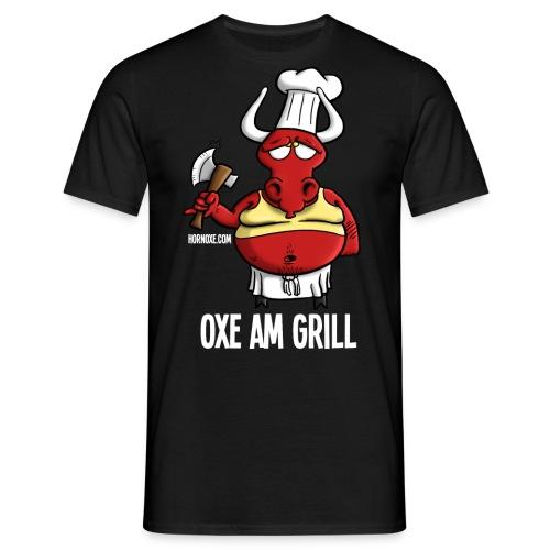 Oxe am Grill - Männer T-Shirt