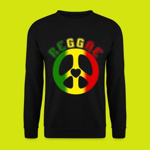 sweat reggae - Sweat-shirt Homme