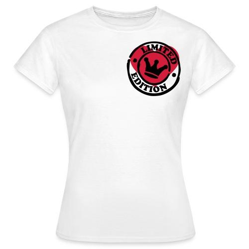 Edition limité - T-shirt Femme