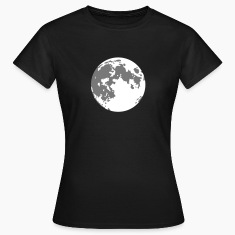 moon t-shirt women