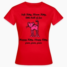 soft_kitty T-Shirts