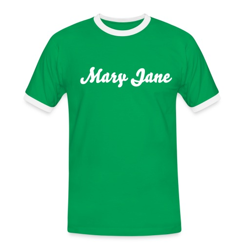 Mary Jane - Men's Ringer Shirt