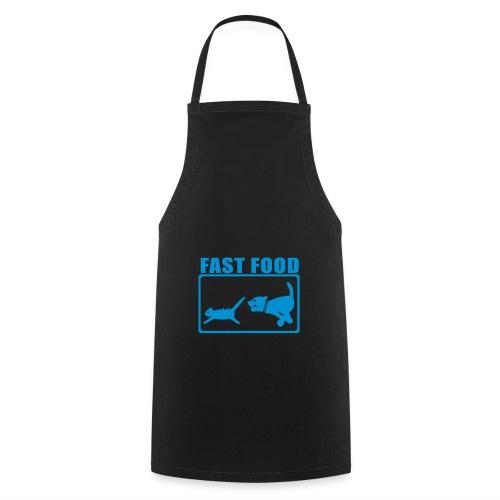 Fast Food Schürze - Kochschürze
