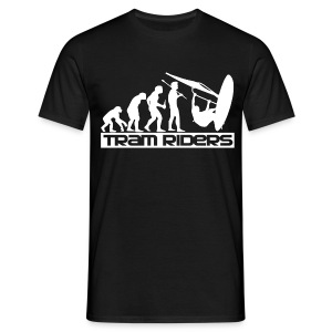 Evolution Blanc Homme - T-shirt Homme