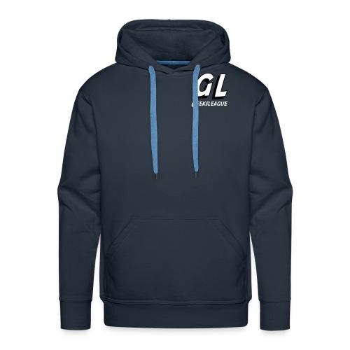 Pull à capuche Homme - Sweat-shirt à capuche Premium pour hommes