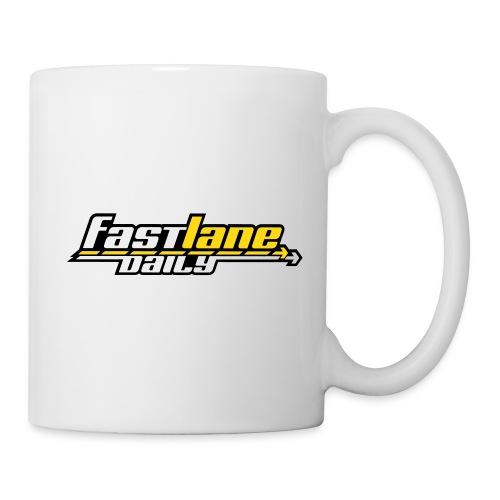 Fast Lane Daily logo mug - Mug