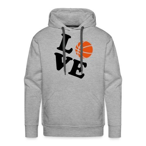 Basket - Hoody - Männer Premium Hoodie