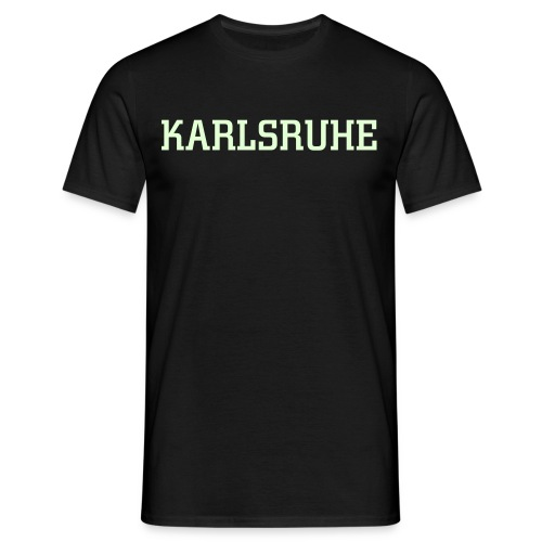 Karlsruhe city tee - Men's T-Shirt