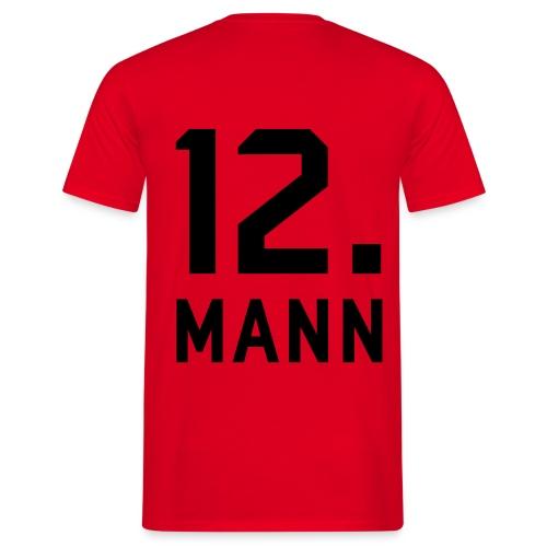 12. Mann - Männer T-Shirt