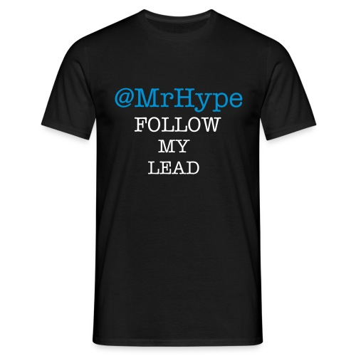 Follow my lead - T-shirt Homme