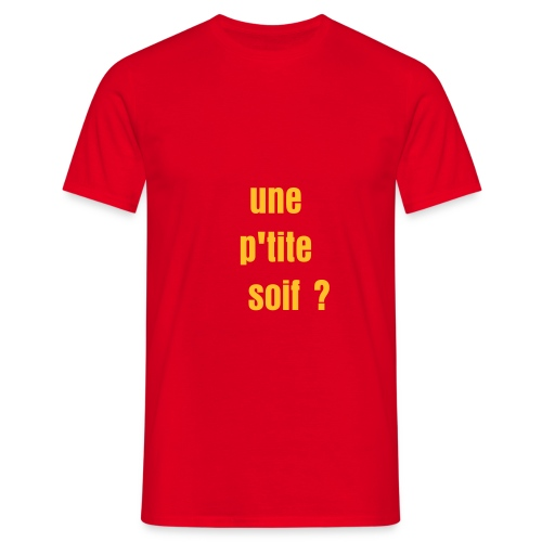 Tee-shirt homme humour - T-shirt Homme