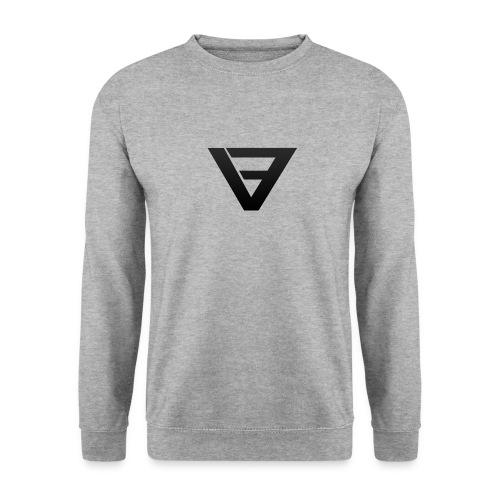Mens Sweatshirt (Black logo) - Men's Sweatshirt