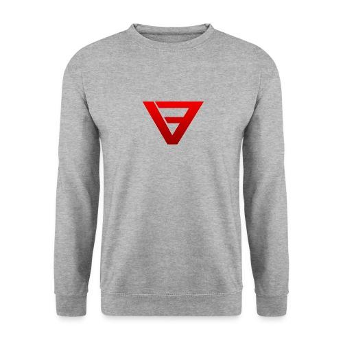 Mens Sweatshirt (Red logo) - Men's Sweatshirt