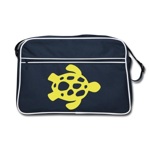 Wasserschildkröte - Retro Tasche