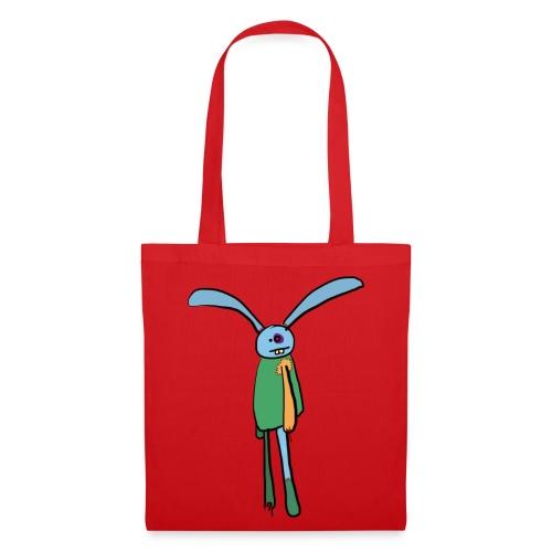 Ugly Bunny - Stoffbeutel