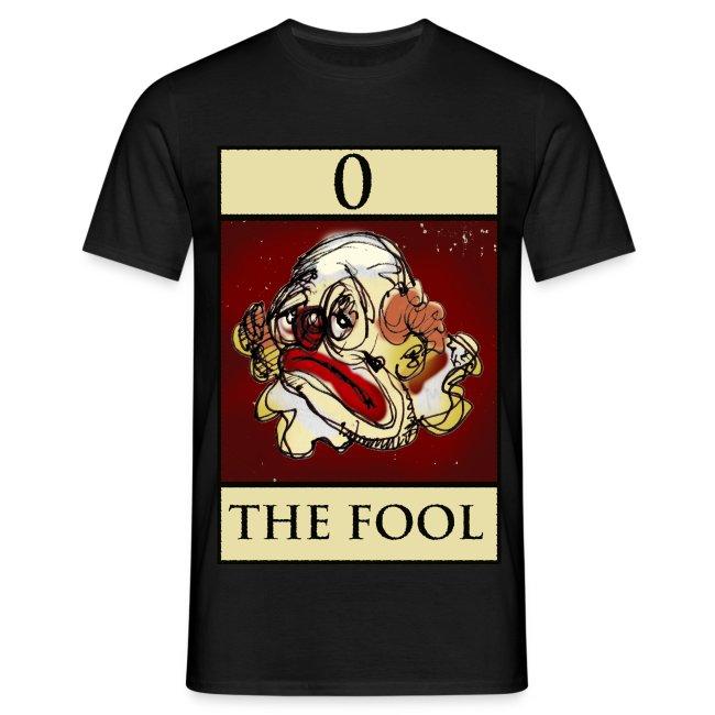 Tarot, Black T Shirt, The Fool