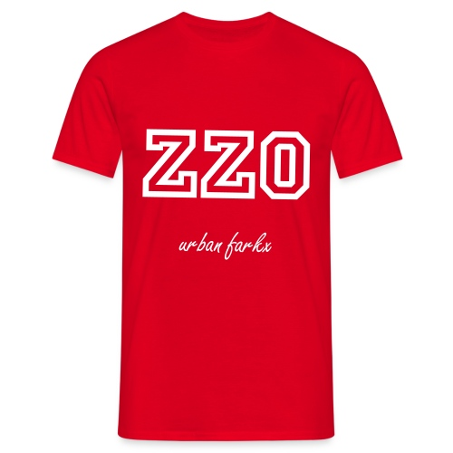tee shirt zzo - T-shirt Homme