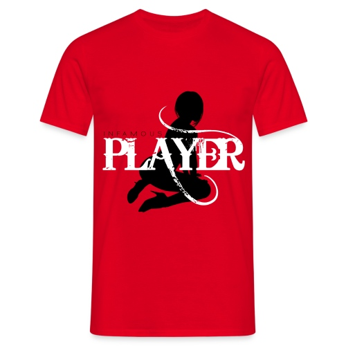 Infamous Player T Shirt 09 - Men's T-Shirt