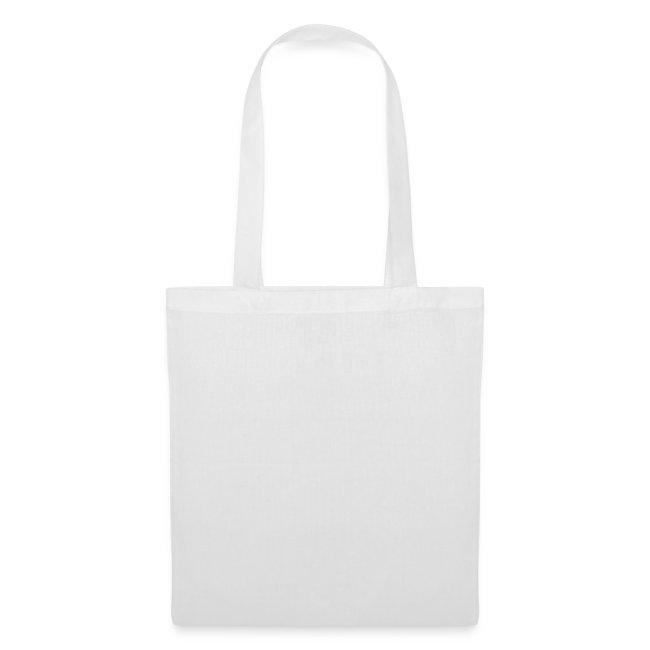 White Girl Racer Bag