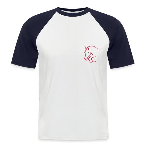 New York Short Sleeve Crew - Men's Baseball T-Shirt