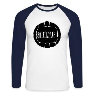 Stramash - Men's Long Sleeve Baseball T-Shirt