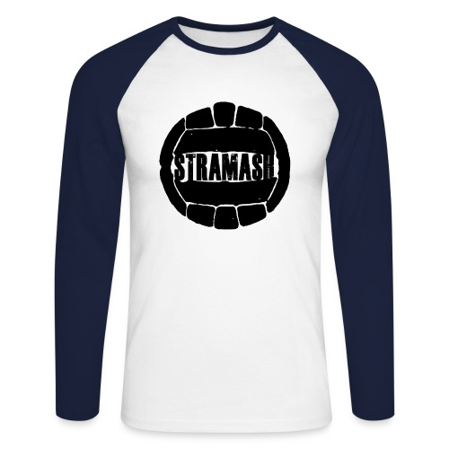 Stramash - Men's Long Sleeve Baseball T-Shirt
