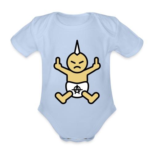 Frechdachs Baby Body - Baby Bio-Kurzarm-Body