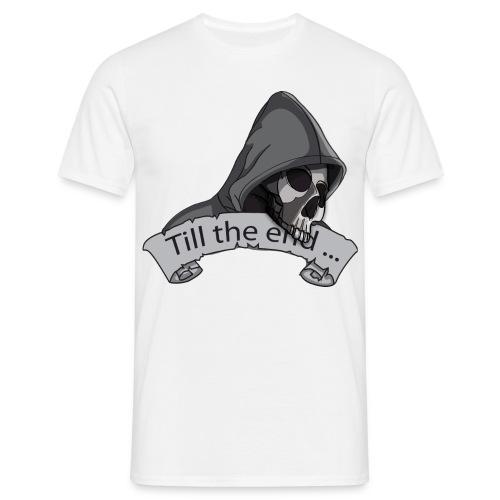 Diamond till the end Shirt - Männer T-Shirt