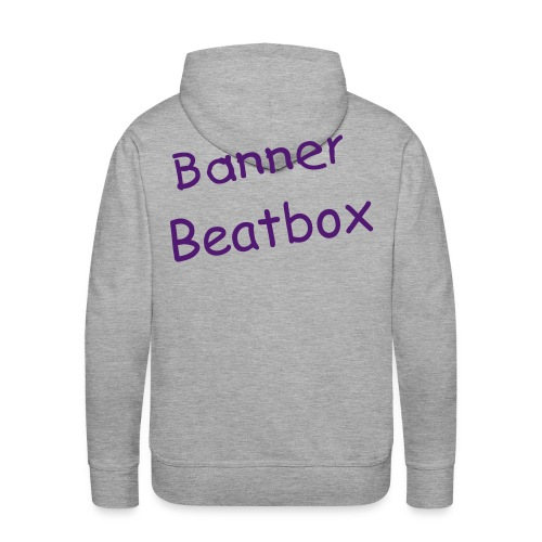 We Love Beatbox - Männer Premium Hoodie