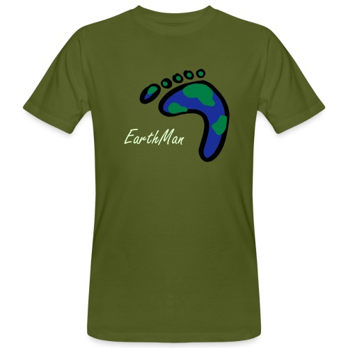 EarthMan Tee - Men's Organic T-Shirt