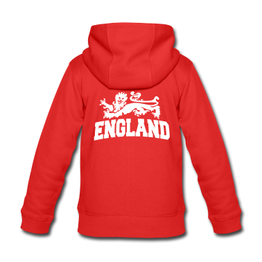 england with lion Kids' Tops