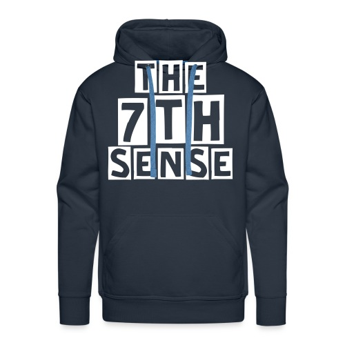 The 7th Sense OFFICIAL Mens Hoodie - Men's Premium Hoodie