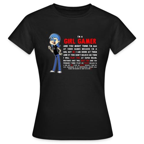 June rant shirt (for chicks) - Women's T-Shirt