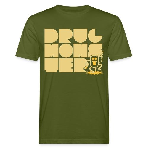 Drugmonster - Men's Organic T-Shirt