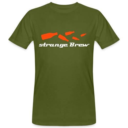 Strange Brew - Men's Organic T-shirt