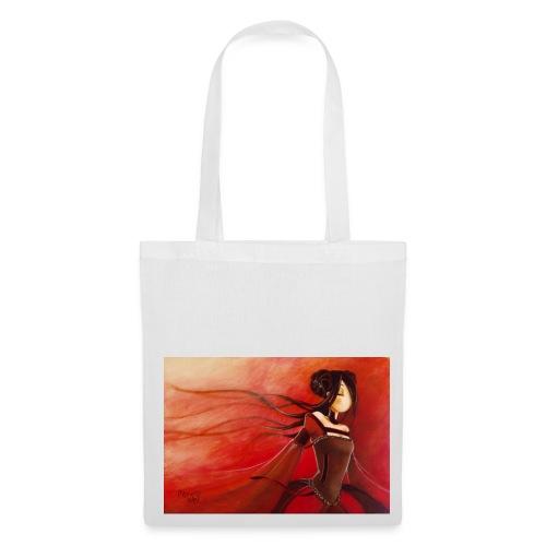 sac souffle pourpre - Tote Bag