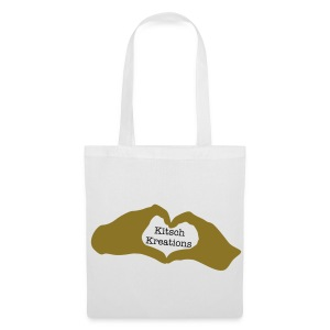 Hand heart bag - Tote Bag