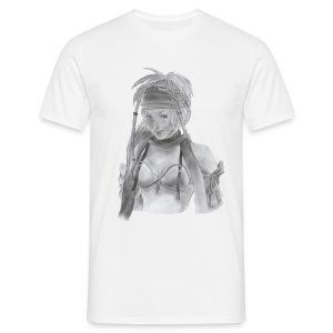 Classique Rikku Final Fantasy X-2 - T-shirt Homme