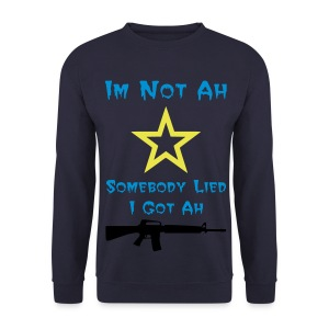 Im not a star - Men's Sweatshirt