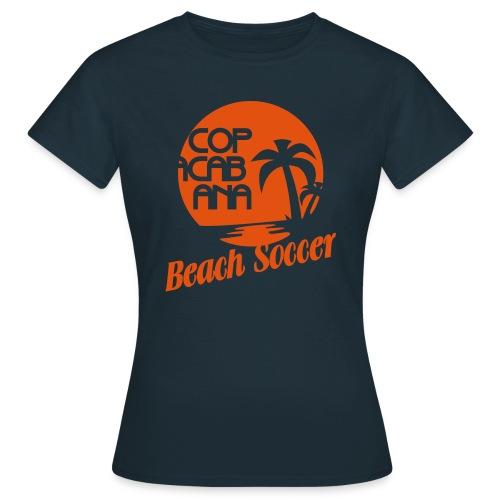 BEACH SOCCER - Frauen T-Shirt